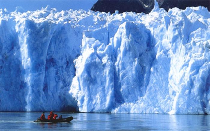 Атлантика соизмерима с Антарктидой.