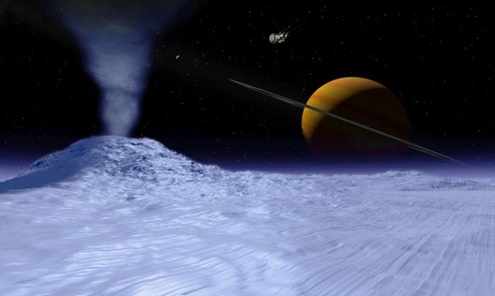 Скрытый океан Плутона.