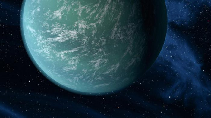 Кеплер-22b - планета, где может существовать жизнь