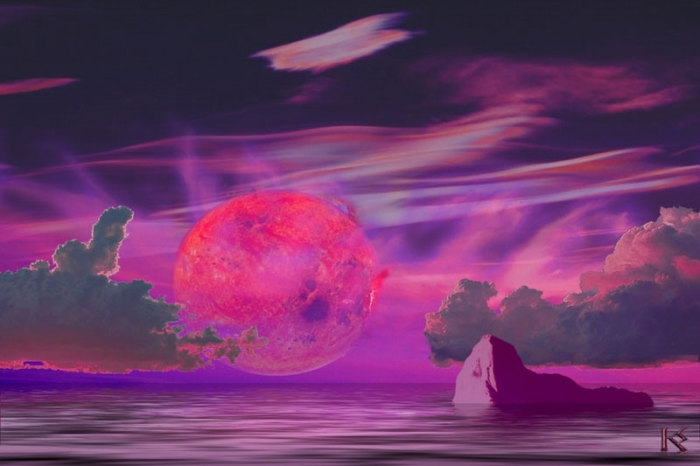 Океан на Глизе-581.
