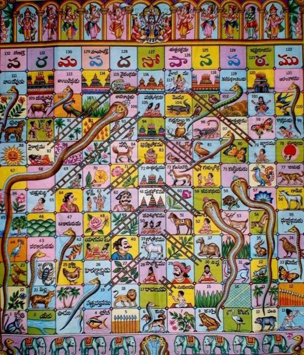 Vaikuntapaali - между добром и злом.