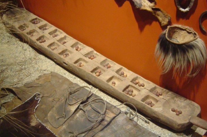 Манкала - игра в камни