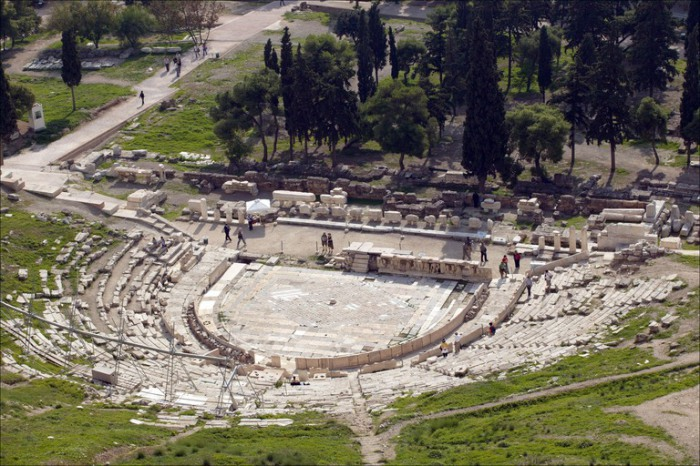 Театр Диониса (Греция)