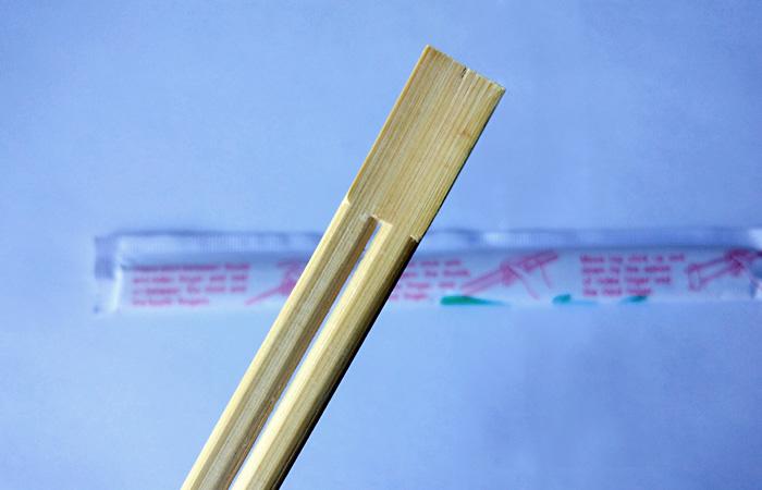 Самая загадочная часть китайских палочек.