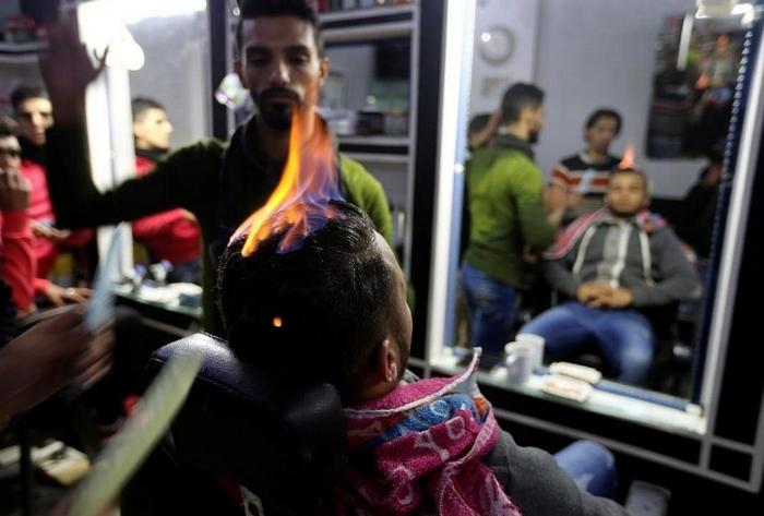 Самые невероятные парикмахеры!