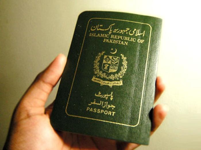Зелёные паспорта выбирают мусульманские страны.