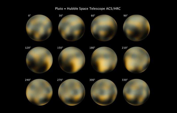 Планета Плутон: данные об атмосфере.