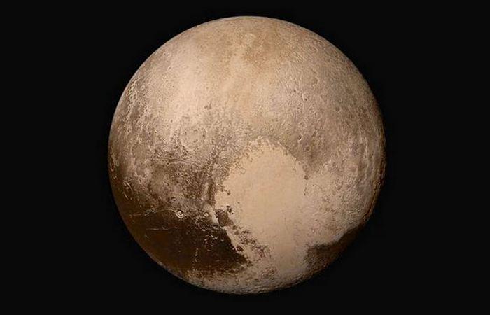 Планета Плутон.