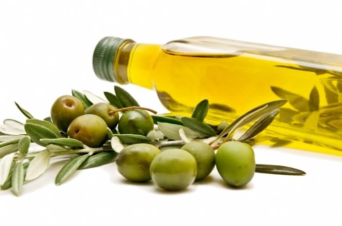 Оливковое масло.