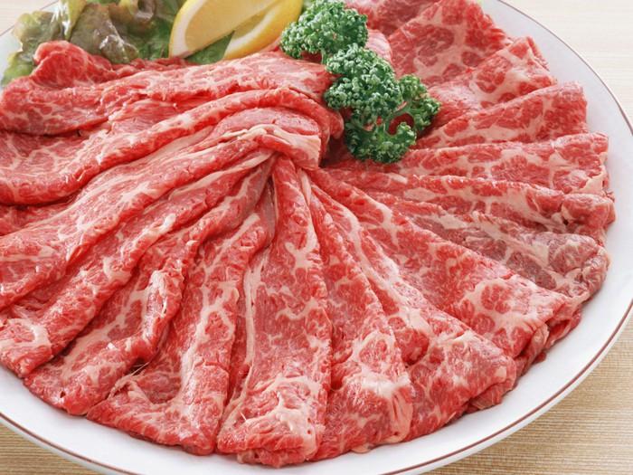 Мраморная говядина Кобе.
