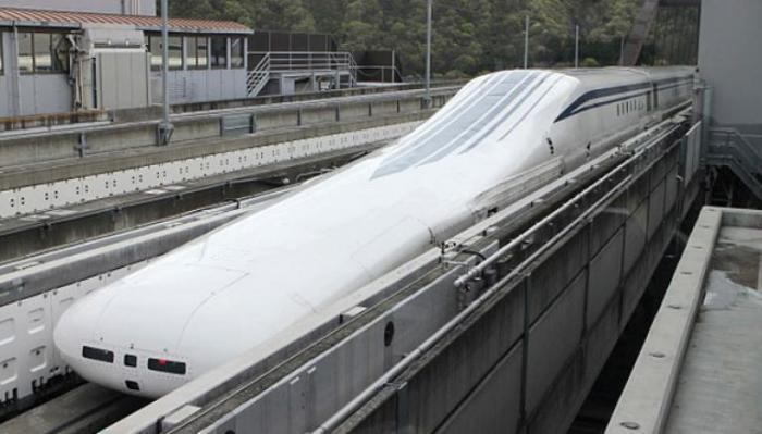 SCMaglev L0 Series: пиковая скорость 603 км.
