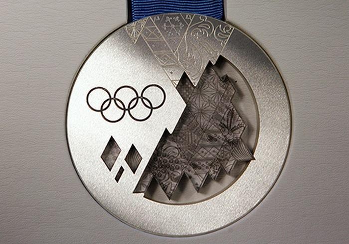 Серебряная медаль Олимпийских игр.