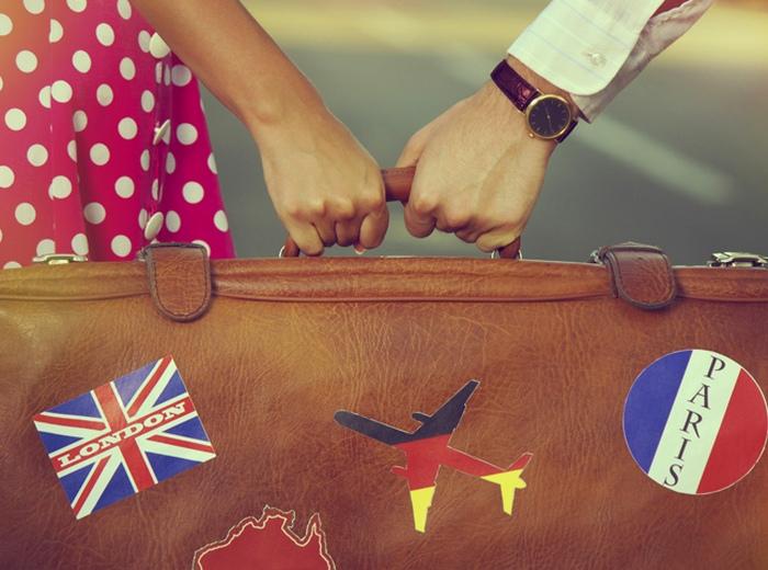 Переезд за границу.