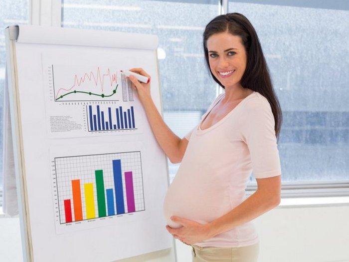 Беременность как крах карьеры.