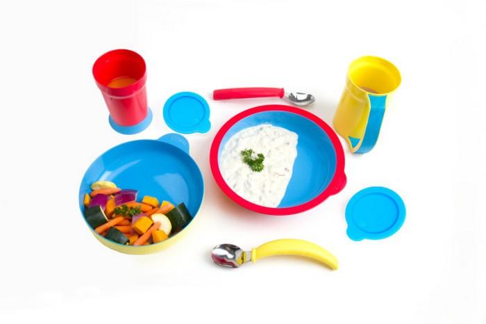 Идеальная посуда для людей, страдающих деменцией.