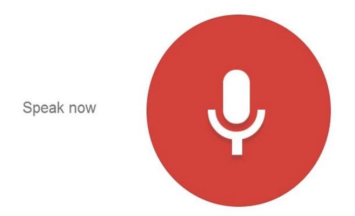 Голосовой поиск Voice Search.
