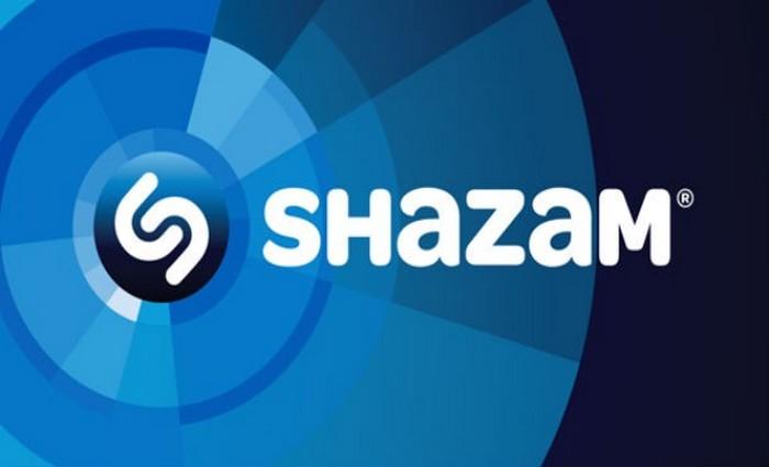 Shazam - приложение для распознавания музыки.