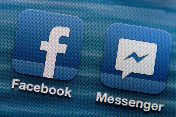 Facebook Messenger.