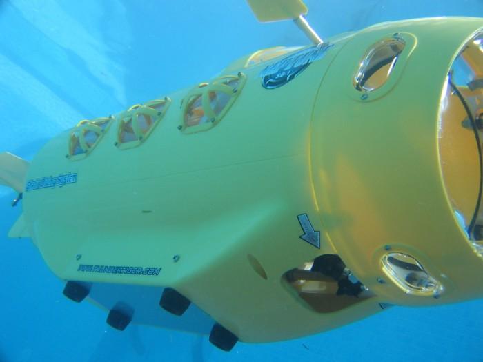 Радиоуправляемая модель подводной лодки NEPTUNE SB-1