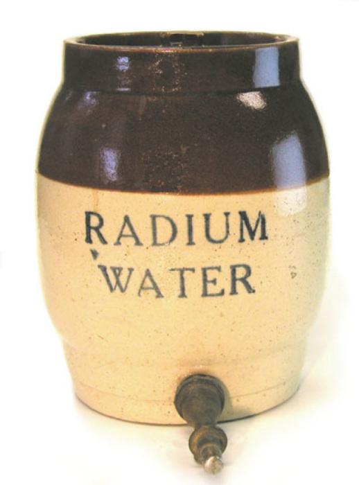 Радиоактивная вода - причина страшных диагнозов.