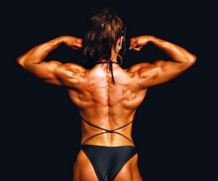 Главное - мышцы... и любовь.