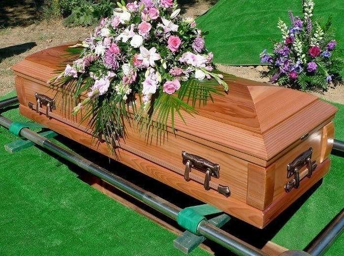 Похороненный заживо на десять дней.