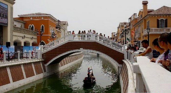 Китайская Флоренция.