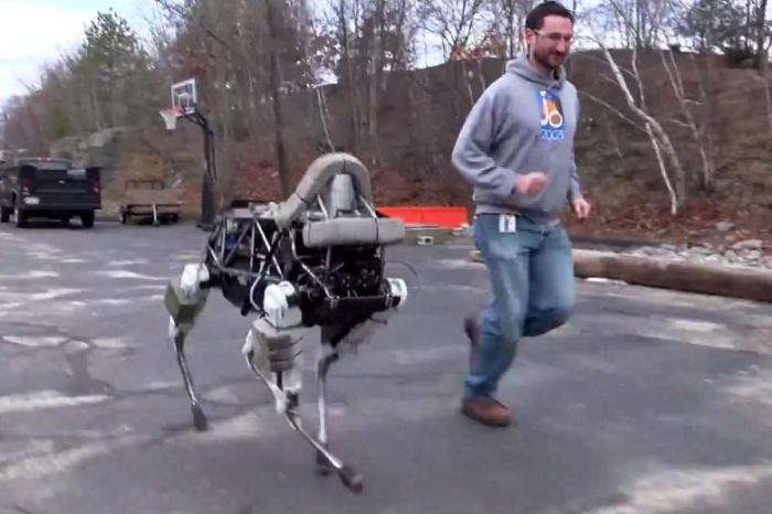 Роботы, которые обладают удивительными способностями