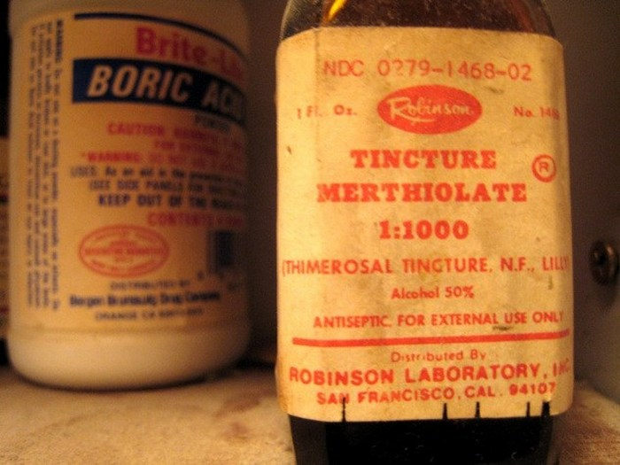 Ртуть - лекарство, которое должно было спасать от сифилиса.