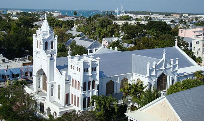 Епископальная церковь Святого Павла.