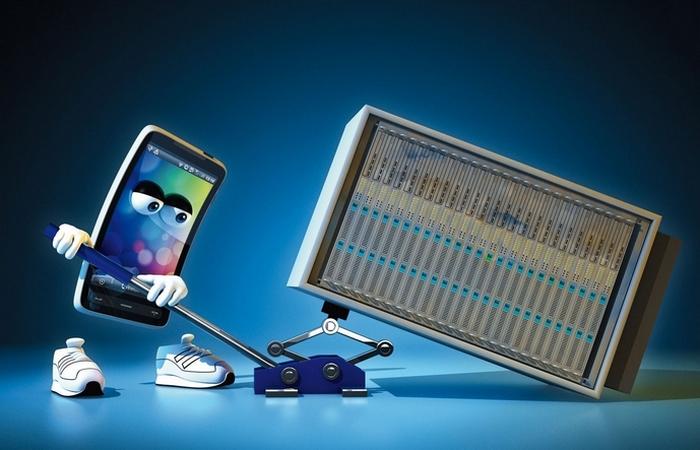 Кибербезопасность: помнить о мобильных угрозах.