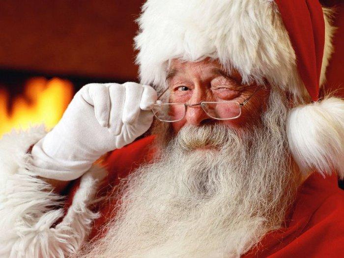 15 любопытно-новогодних  фактов о Санта-Клаусе.