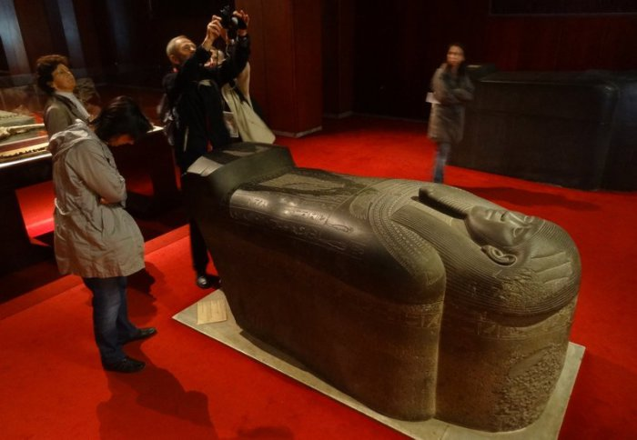 Саркофаг Табнита, финикийская культура.