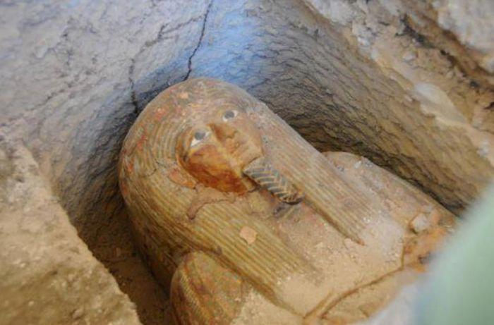 Саркофаг первосвященника Амона Ра