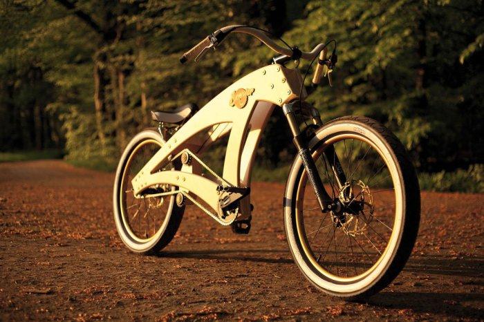 Велосипед-конструктор