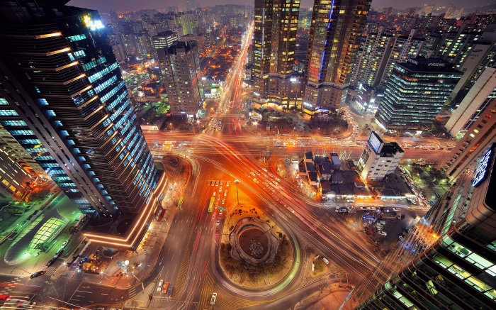 Сеул - самый *умный* город.