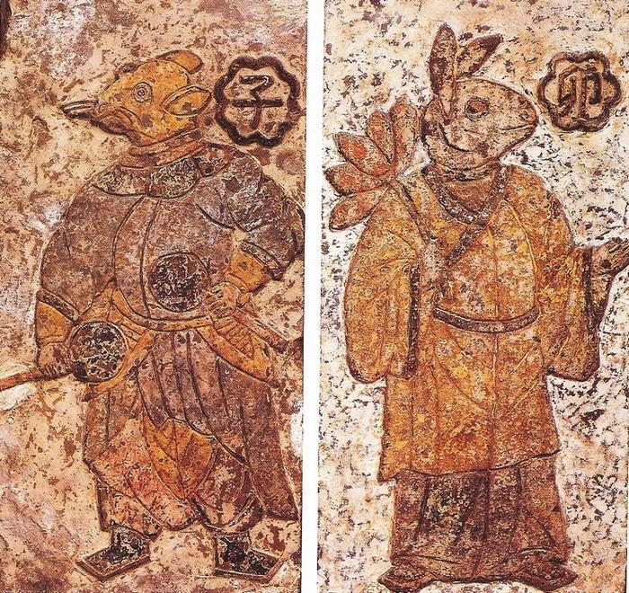 Ту Шэнь – китайский бог однополой любви.