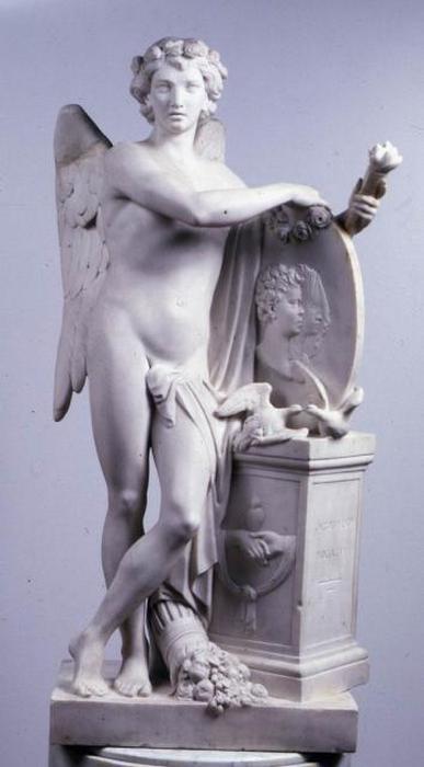Греческий бог Гименей.