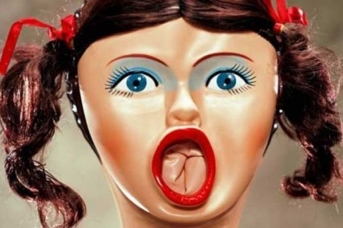 Кукла для взрослых забав.