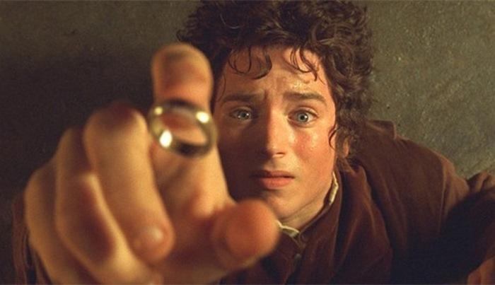 Заветное мужское кольцо.
