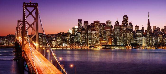 Bay Area — тек-район в Сан-Франциско.