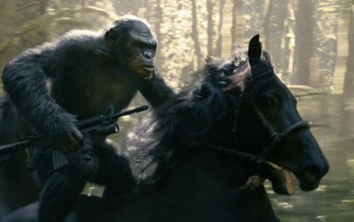 Армия людей-шимпанзе