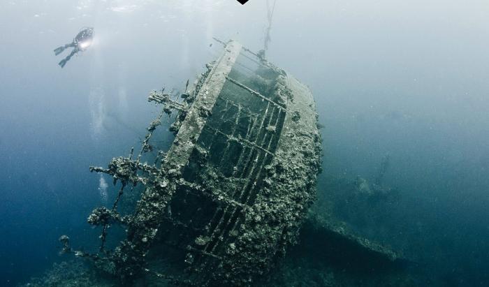 Умбрия - итальянский грузовой корабль.
