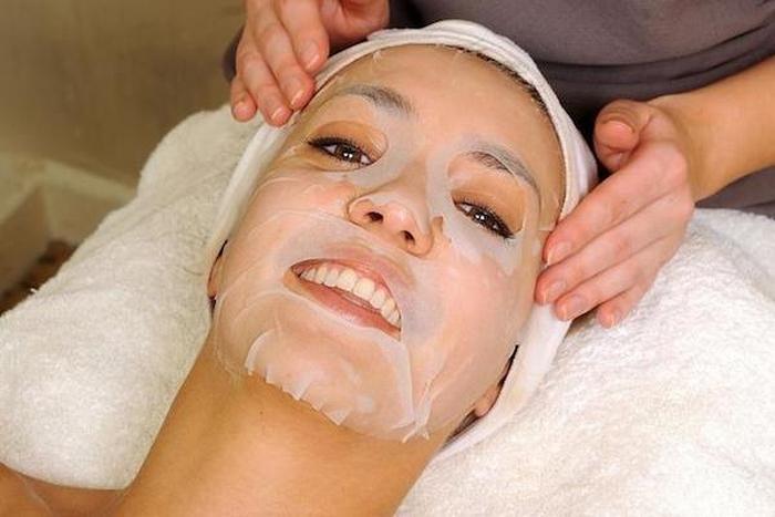 Овечья плацента - лучшая маска для лица.