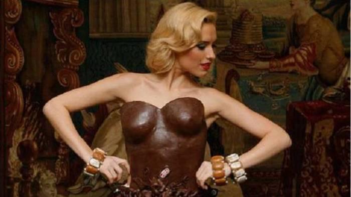 Шоколад и лишний вес.