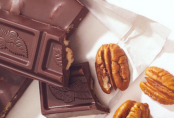 Шоколад как источник витаминов