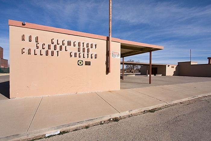 Фасад начальной школы Або.
