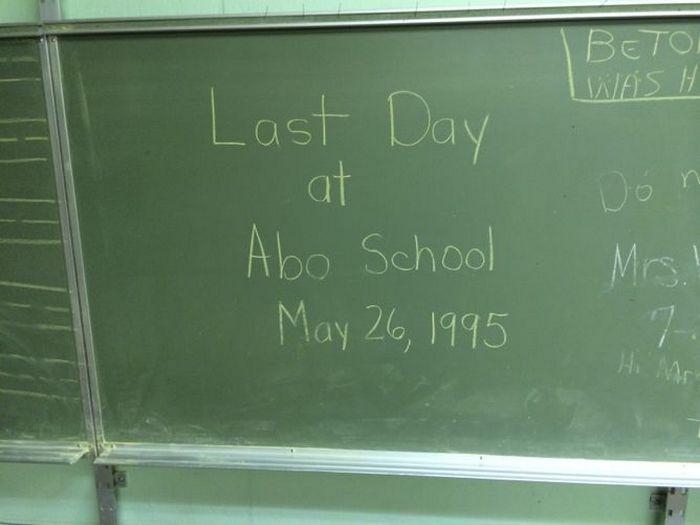 МНогие ученики даже не догадывались об истинном назначении школы.