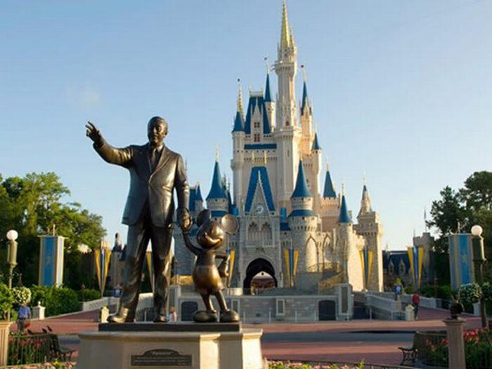 Штраф за Disney World.