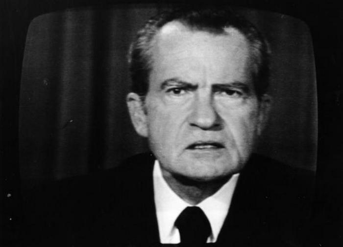 Никсон снова собрался в президенты